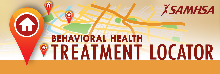 SAMHSA Behavioral Health Treatment Locator