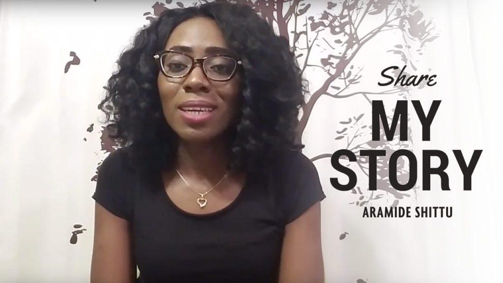 Aramide Shittu's Story