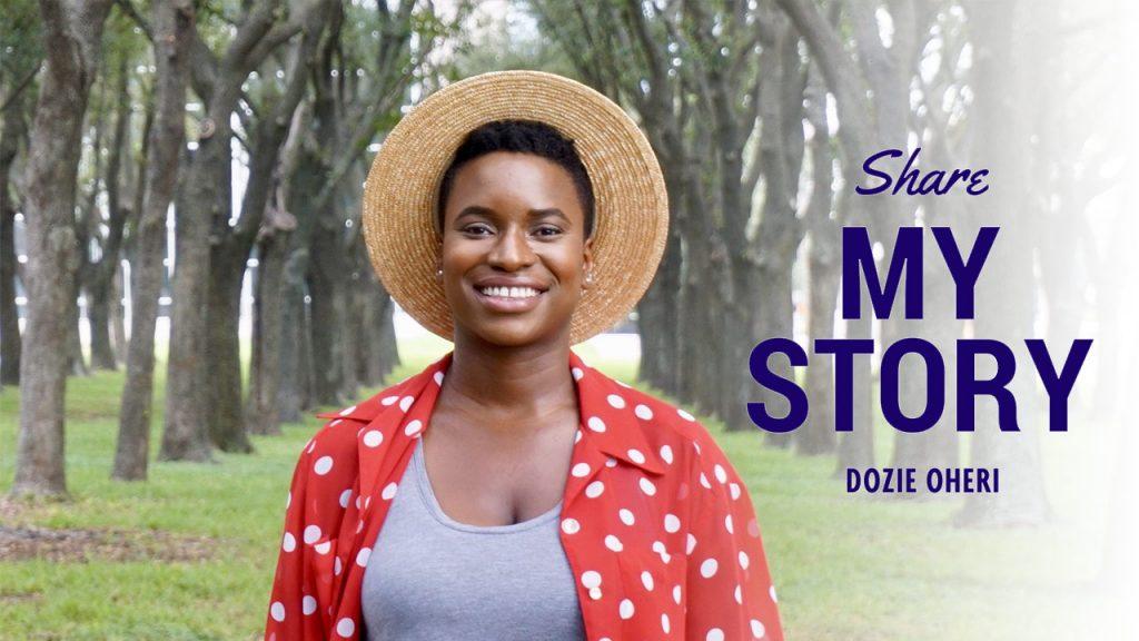 Dozie Oheri's Story